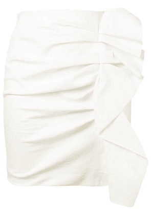 Isabel Marant Nefly skirt - White