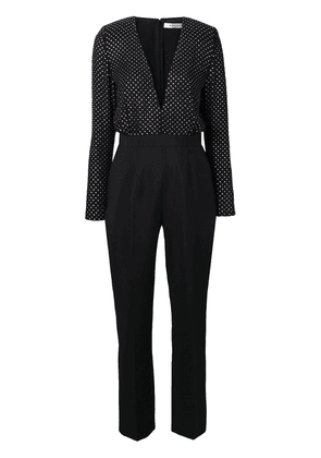 Givenchy polka-dot tailored jumpsuit - Black