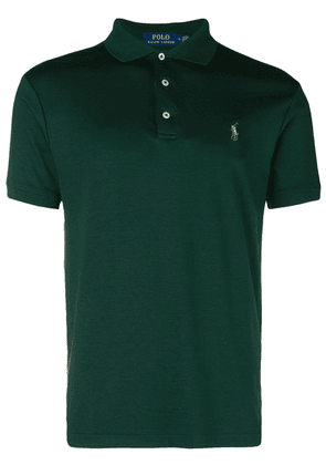 Polo Ralph Lauren piqué polo shirt - Green
