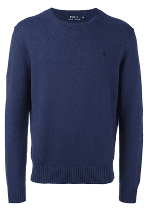 Polo Ralph Lauren crew neck jumper - Blue