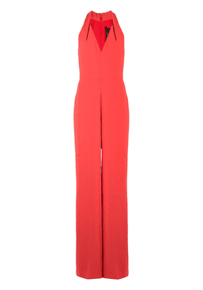 Jay Godfrey structured formal jumpsuit