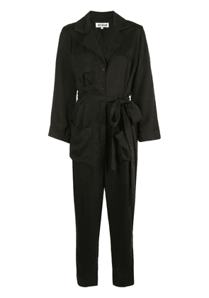 Secular. Lab relaxed-fit jumpsuit - Black