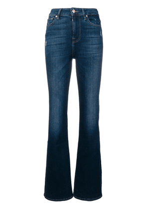 7 For All Mankind bootcut jeans - Blue