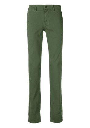 7 For All Mankind slim fit chinos - Green