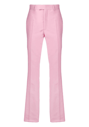 Calvin Klein 205W39nyc side band tailored trousers - Pink