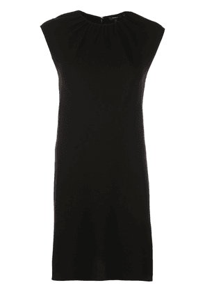 Theory fitted short dress - Black