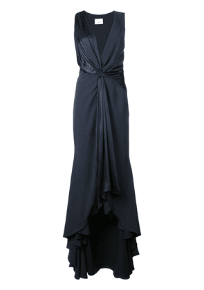 Cinq A Sept Iris gown - Blue