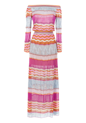 Cecilia Prado long Tais dress - Pink