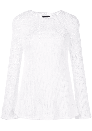 Theory knitted top - White