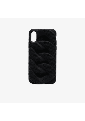 Versace Chain Reaction iPhone X phone cover
