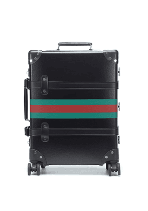 x Globe-Trotter carry-on suitcase