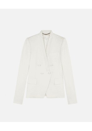 Stella McCartney Ivory Tuxedo Jacket Exclusive, Women's, Size 6