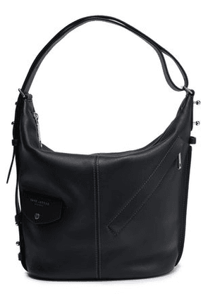 Marc Jacobs Woman Leather Shoulder Bag Black Size -