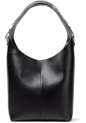 Alexander Wang Woman Embellished Leather Tote Black Size -