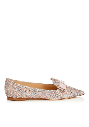 d4c77dedb38a ROMY 85 Viola Mix Speckled Glitter Pointy Toe Pumps | MILANSTYLE.COM