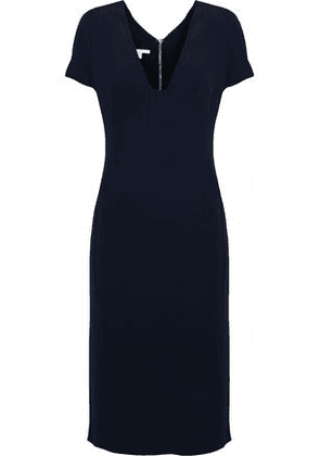 Antonio Berardi Woman Cady Dress Midnight Blue Size 40