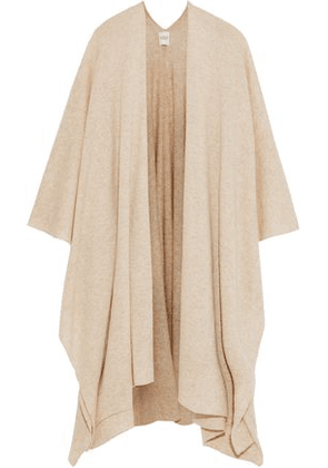 Madeleine Thompson Woman Emily Wool And Cashmere-blend Wrap Cream Size -