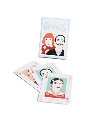 East Dane Gifts Art Genius Playing Cards