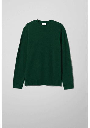 Richie Wool Sweater - Green