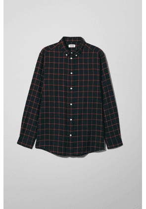Seattle Check Shirt - Blue