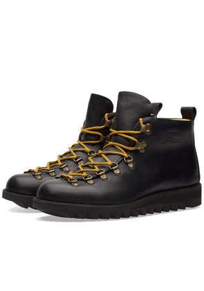 Fracap M120 Black Ripple Sole Scarponcino Boot