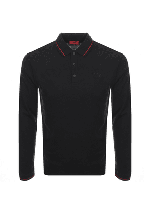 Hugo By HUGO BOSS Donal Polo T Shirt Black