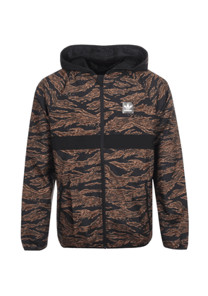 Adidas Originals Camo Windbreaker Jacket Black