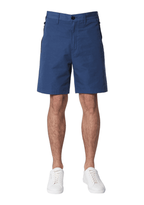 stone island shadow project short con patch logo
