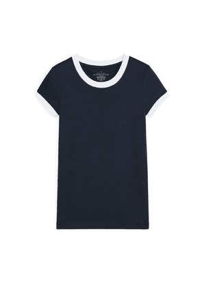 Recycled Polyester T-Shirt - Blue