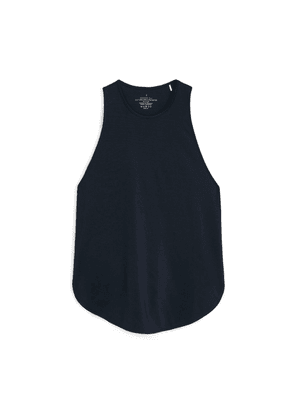 Recycled Polyester Tank Top - Blue