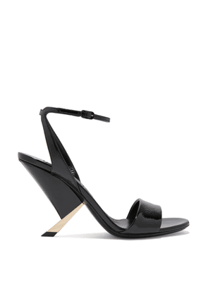 Casadei Sandals Women - X Blade Black Naplak 35,5