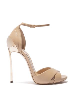 Casadei Sandals Women - Techno Blade Skin Nappa Leather 35,5