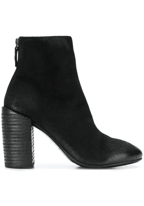 Marsèll zipped high ankle boots - Black
