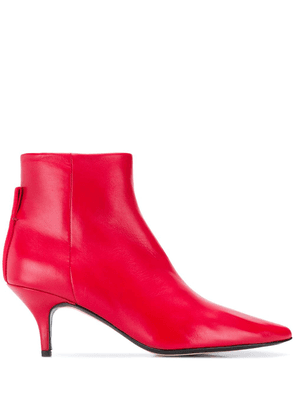 Joseph Sioux boots - Red