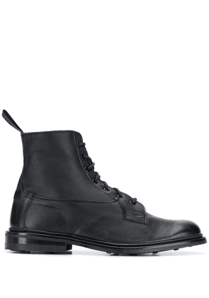 Trickers Burford boots - Black