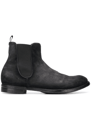 Officine Creative Anatomia 14 chelsea boots - Grey
