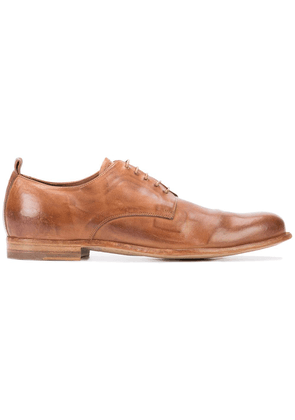 Officine Creative mono 1 derby shoes - Brown