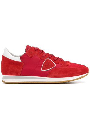 Philippe Model lace up sneakers - Red