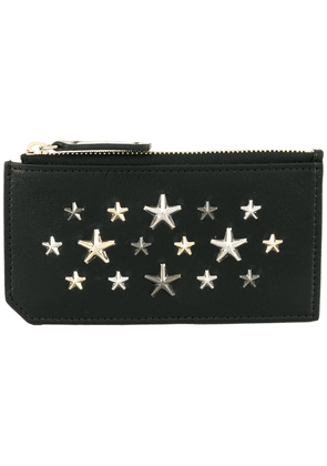 Jimmy Choo star design wallet - Black