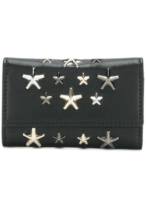 Jimmy Choo Howick key holder - Black