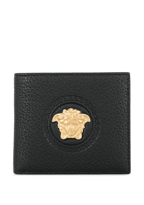 Versace Medusa head wallet - Black