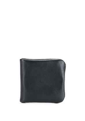 Isaac Reina ultra soft coins purse - Black