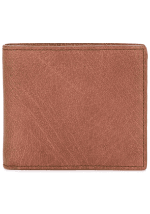 Officine Creative Boudin bi-fold wallet - Neutrals