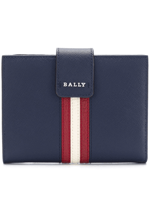 Bally mini striped purse - Blue