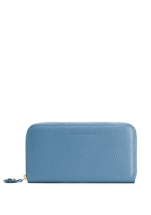 L'Autre Chose zip-around wallet - Blue