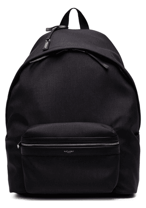 Saint Laurent Giant City backpack - Black