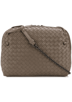 Bottega Veneta Nodini shoulder bag - Brown