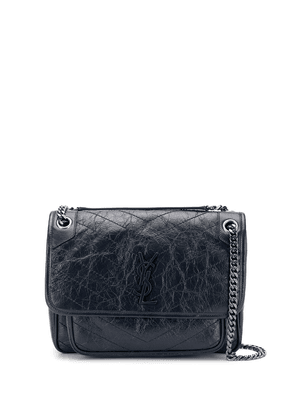 Saint Laurent Niki medium shoulder bag - Blue