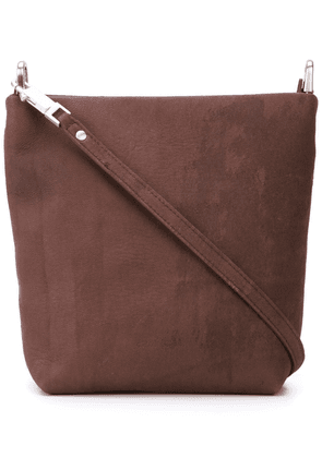 Rick Owens small Adri bag - Brown