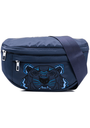 Kenzo Tiger bumbag Holiday Capsule - Blue